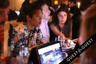 leandra medine in The Relaunch of Guest of a Guest & The Prelaunch of The Ludlow Hotel