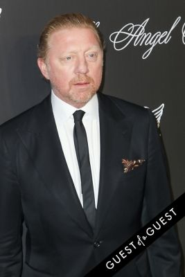 boris becker in Angel Ball 2014