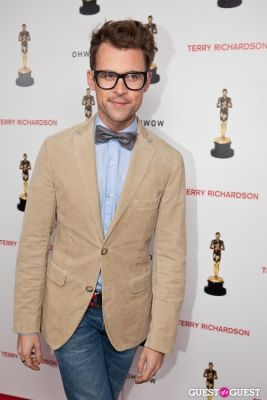 brad goreski in Terrywood - Terry Richardson Gallery Opening