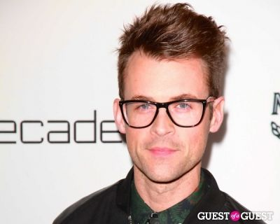 "brad goreski in Harper's Bazaar to Celebrate Cameron Silver & Christos Garkinos of Decades and Bravo's ""Dukes of Melrose"""