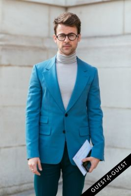 brad goreski in Paris Fashion Week Pt 4