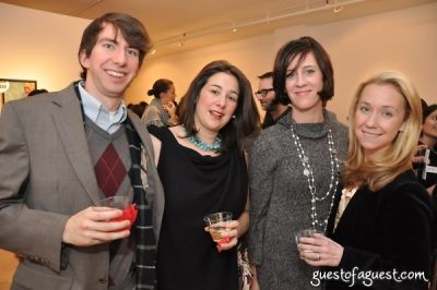 ashley grenawitzke in A Holiday Soirée for Yale Creatives & Innovators