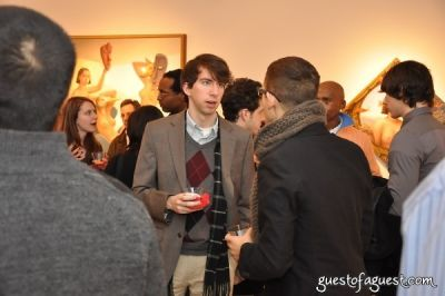 brad hargreaves in A Holiday Soirée for Yale Creatives & Innovators