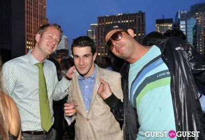 david angel in AFTAM Young Patron's Rooftop SOIREE