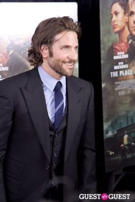 bradley cooper in The Place Beyond The Pines NYC Premiere