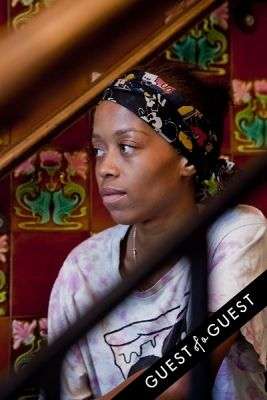 brandee brown in Guest of a Guest's You Should Know: Day 2
