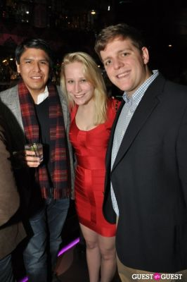 reid fox in Hot Hundred Holiday Party