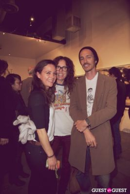 brandon boyd in Private Reception of 'Innocents' - Photos by Moby
