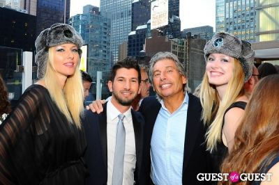 brandon freid in Maria Sharapova Hosts Hamptons Magazine Cover Party At Haven Rooftop at the Sanctuary Hotel