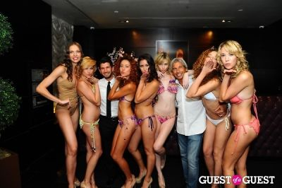 brandon freid in The Sanctuary Hotel Presents The AVE Swimwear White Party