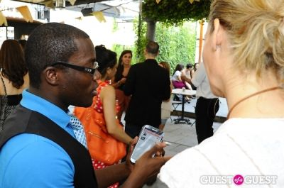 brandon gillis in Swoon x Swagger Present 'Bachelor & Girl of Summer' Party