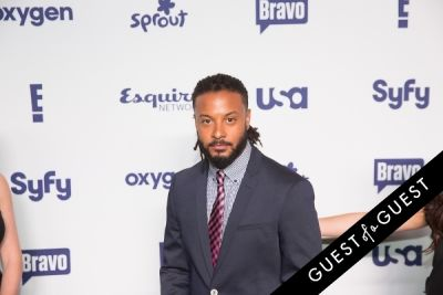 brandon jay-mclaren in NBCUniversal Cable Entertainment Upfront