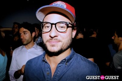 brandon labou in Moby Listening Party @ Sonos Studio