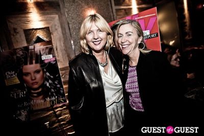 diane goldie in Launch of Chic Report Party
