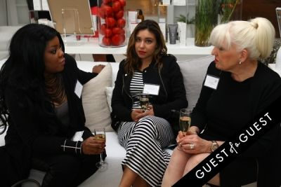 brandy gomez-duplessis in Discover Trilogy Press Launch