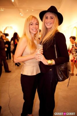 bree jacoby in Martin Schoeller Identical: Portraits of Twins Opening Reception at Ace Gallery Beverly Hills
