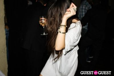 brenda jett-kamt in Cohesive + Flaunt Magazine Holiday Party w/ Chief & White Arrows