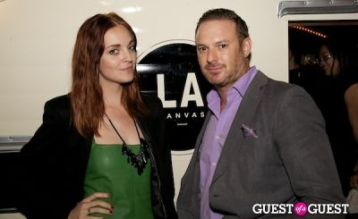 kevin bulla in LA CANVAS Presents The Fashion Issue Release