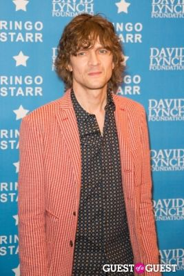 "brendan benson in Ringo Starr Honored with ""Lifetime of Peace & Love Award"" by The David Lynch Foundation"