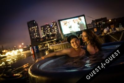 brendan daugherty in Crowdtilt Presents Hot Tub Cinema