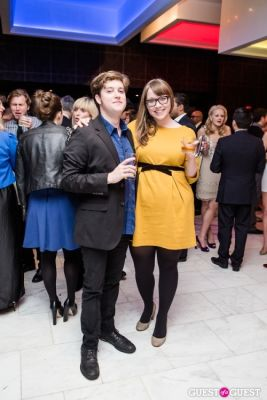 marie williams in NYFA Hall of Fame Benefit Young Patrons After Party