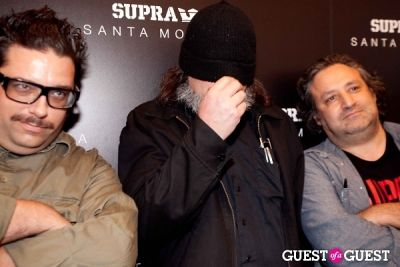 dave carnie in SUPRA Santa Monica Grand Opening Event