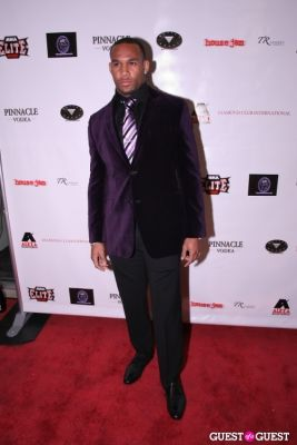 bret lockett in 1st Annual Pre-NFL Draft Charity Affair Hosted by The Pierre Garcon Foundation