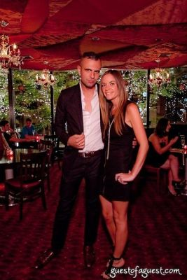 kristy adams in Lauren Rae Levy's Birthday Celebration
