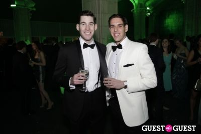 scott leffler in The Hark Society's 2nd Annual Emerald Tie Gala