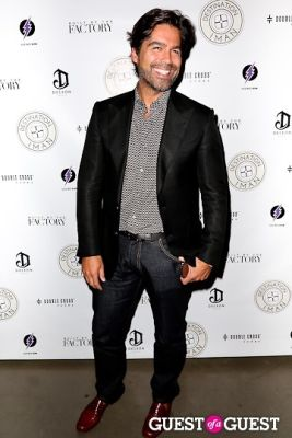 brian atwood in Destination IMAN Website Launch Party