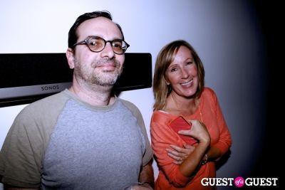 dawn ryan in Moby Listening Party @ Sonos Studio