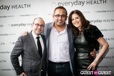 brian cooper in Everyday Health IPO Party