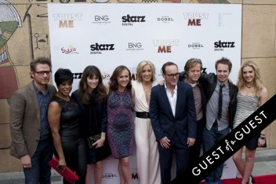 william h.-macy in Clark Gregg's TRUST ME Premiere