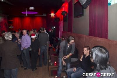 brian kelly in Anna Rothschild's Holiday Party @ Velour