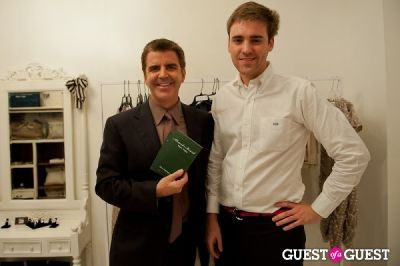 brian kenny in FNO Celebrates The Opening Of Alexander Berardi New York Flagship Boutique