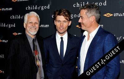 vince jolivette in Child of God Premiere