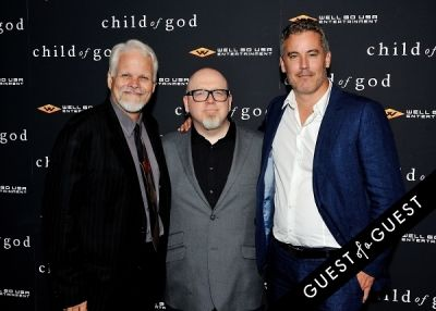 terrence huff in Child of God Premiere