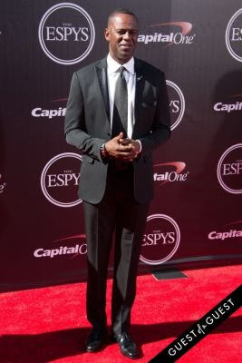 brian mcknight in The 2014 ESPYS at the Nokia Theatre L.A. LIVE - Red Carpet