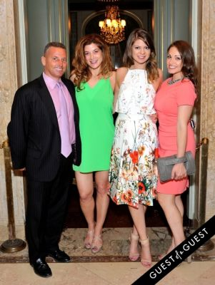marisa skolnick in Frick Collection Flaming June 2015 Spring Garden Party