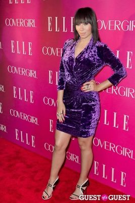 bridget kelly in ELLE Women In Music Issue Celebration