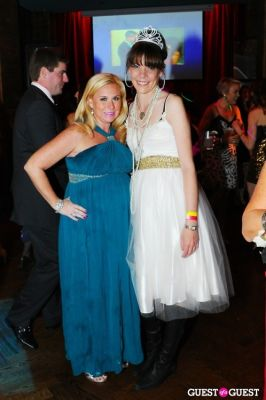 bridget obrien in The 2012 A Prom-To-Remember To Benefit The Cystic Fibrosis Foundation