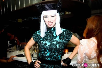 "brie allio in Lovecat Mag Issue 5 ""Return of the Bombshell"" Release Party"