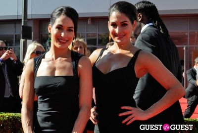 brie bella in 2013 ESPYS: Arrivals
