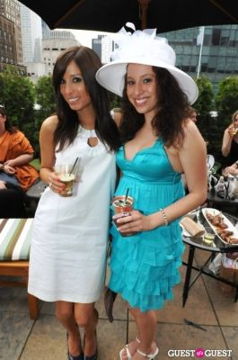 brie tomaszewski in MAD46 Kentucky Derby Party