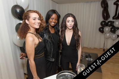 chantel navy in Levitation Activewear presents Sean Scott's Birthday Bash at SKYBAR