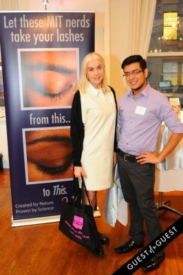 brinkley skye in Beauty Press Presents Spotlight Day Press Event In November