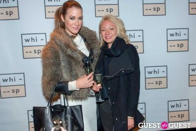 ashley granat in Whisp Launch Party
