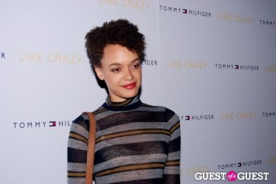 britne oldford in LIKE CRAZY Premiere
