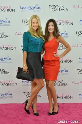 britt mchenry in ALL ACCESS: FASHION Intermix Fashion Show
