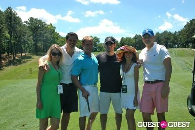david west in Hamptons Golf Classic VI